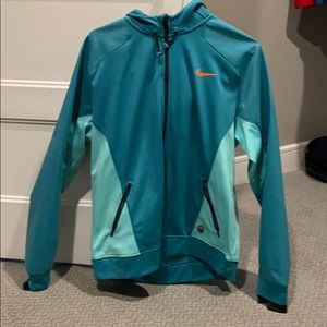 EUC Nike Therma-Fit Elite Zip Hooded Sweatshirt XL